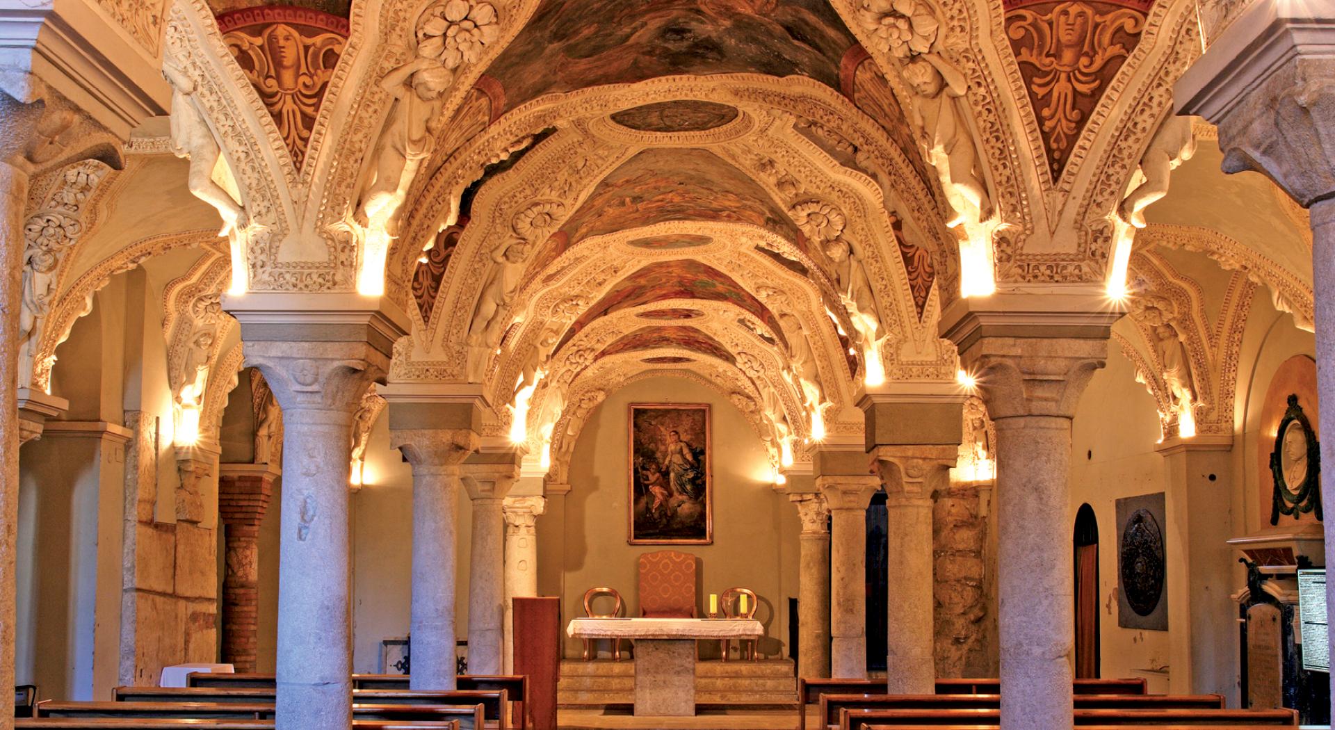 Cripta di Avellino